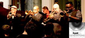 4 trumpet banner